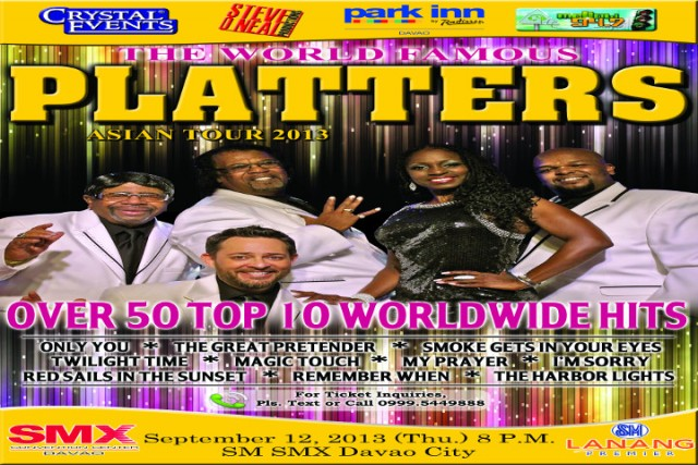 the platters davao